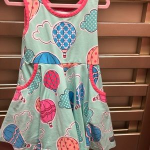 Eleanor rose hot hair balloon dress size 3-4